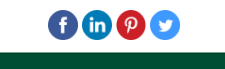 Social media icons or links