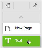 Click Text tool